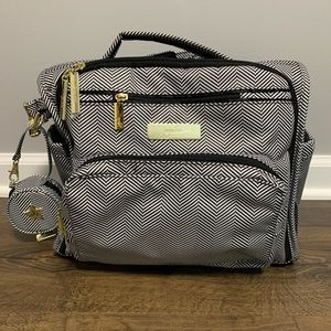 JuJuBe B.F.F Convertible Diaper Bag